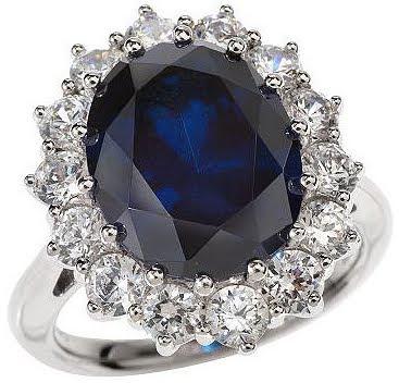 kate middleton ring sapphire. Kate Middleton#39;s stunning