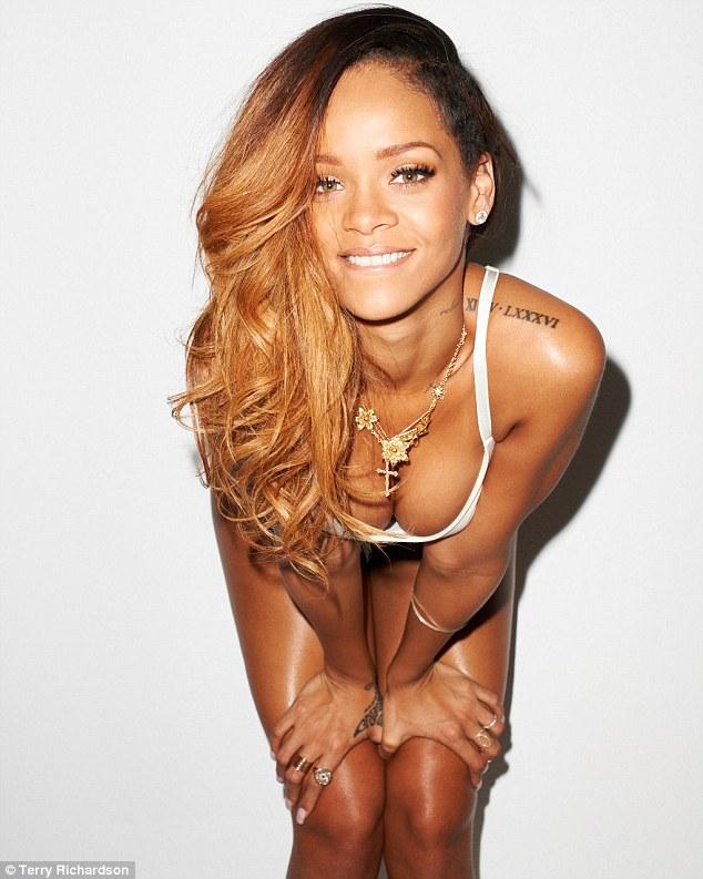Rihanna Terry Richardson Shoot