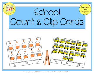 https://www.teacherspayteachers.com/Product/School-Clip-Cards-1176315