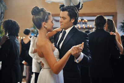 Blair Redford and Alexandra Chando of The Lying Game