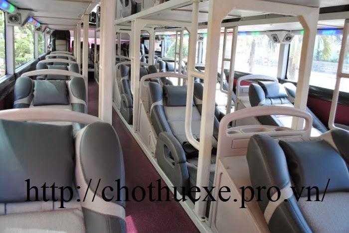 Cho thuê xe giường nằm đi Vinh giá ưu đãi tại Hà Nội