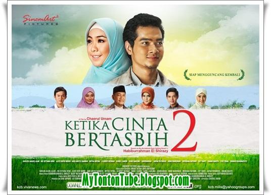 Filem Ketika Cinta Bertasbih (2009) Part 2 - Full Movie