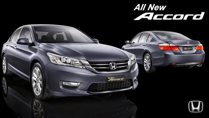All New Honda Accord 2014