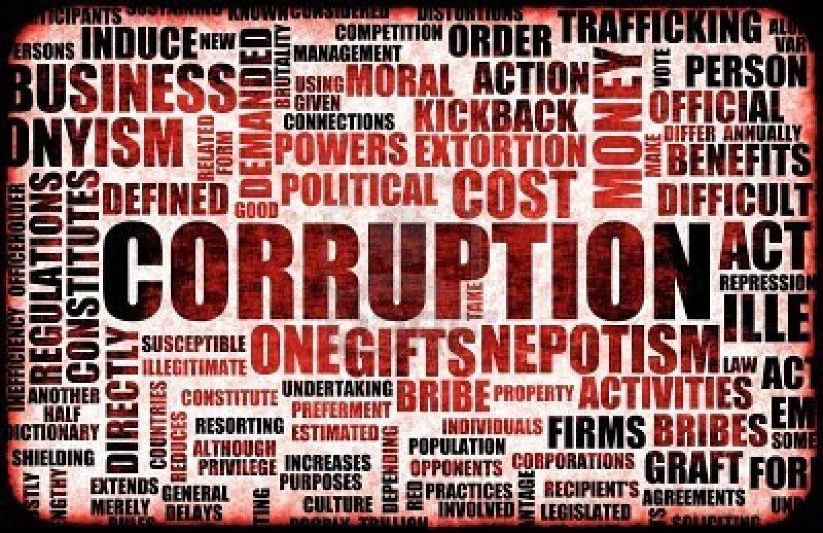 End Corruption!