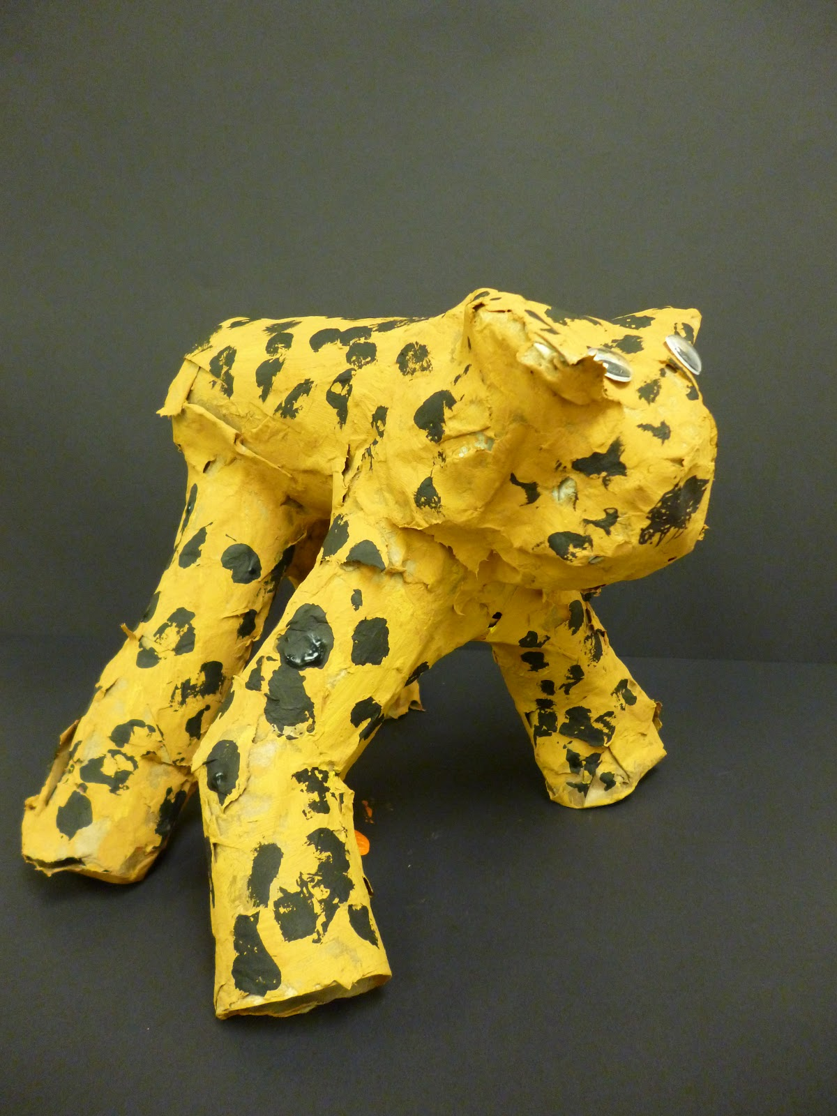 Paper mache animals for Making paper mache animals