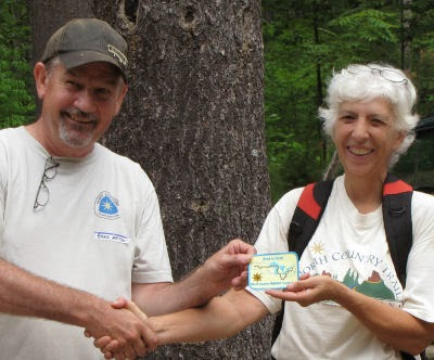 North Country Trail E2E patch