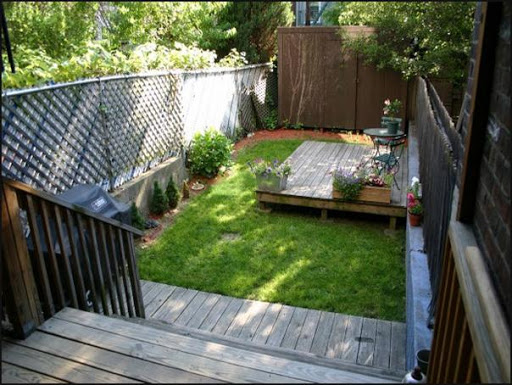 Backyard Designs Landscape, Garden House Designs, Garden Designs Ideas