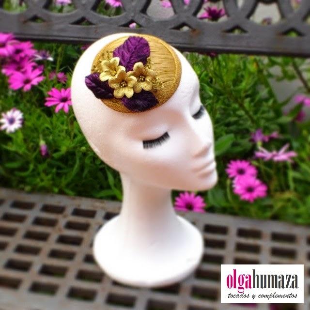 http://olgahumaza.blogspot.com.es/2014/04/a03-tocado-casquete-dorado-y-morado.html
