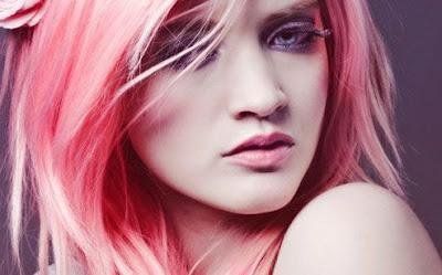 Profiss o recorter cabelo colorido - Candy candy diva futura ...
