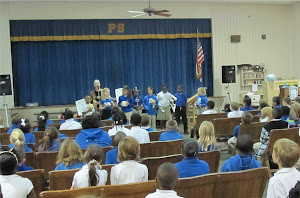 Poplar Springs Percussion Band