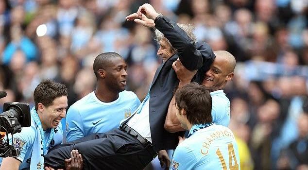 Manchester City FA-Cup 2011, FA-Cup 1969, FA-Cup 1956, FA-Cup 1934, FA-Cup 1904