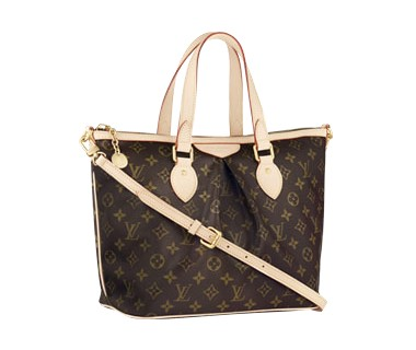 GALERY TAS KW 1: Louis Vuitton Monogram Semi Super