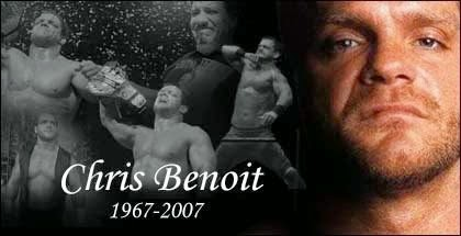 Christ Benoit dead, how christ benoit dead, why christ benoit kill his wife and son, christ benoit dead date