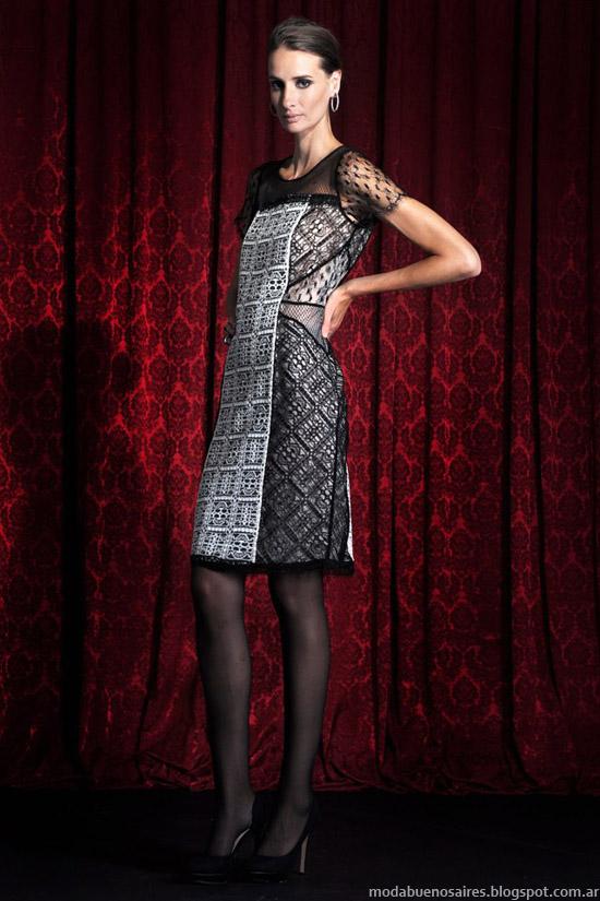 Vestidos de fiesta Solo Ivanka moda 2013