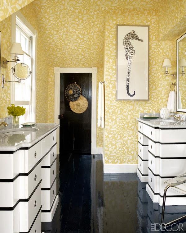 Bathroom Inspiring Nautical Bathroom Decor For Kitchen: CASA COM MODA