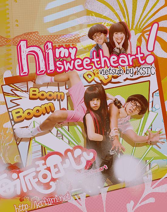 Khoảnh Khắc Ngọt Ngào - Hi My Sweetheart
