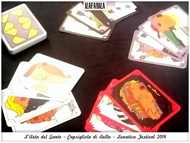 Quando il Santo va all'Asta: gli Omini e Caprigliola - Lunatica Festival 2014 - Il Mazzo