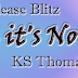 until it's Not By K.S. Thomas