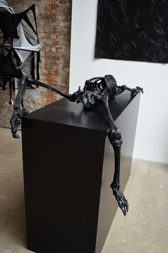 Frühjahrsrundgang Spinnerei Galerien Leipzig 2013