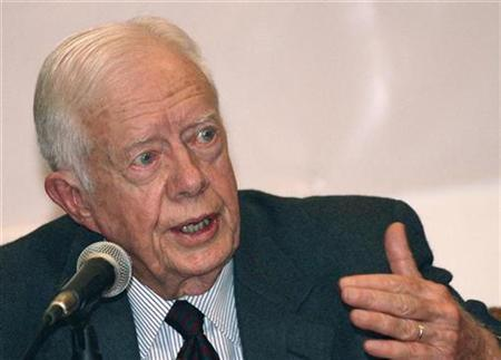 Would Jesus Christ have approved Gay marriage, Former U.S President Jimmy Carter Says `Yes'