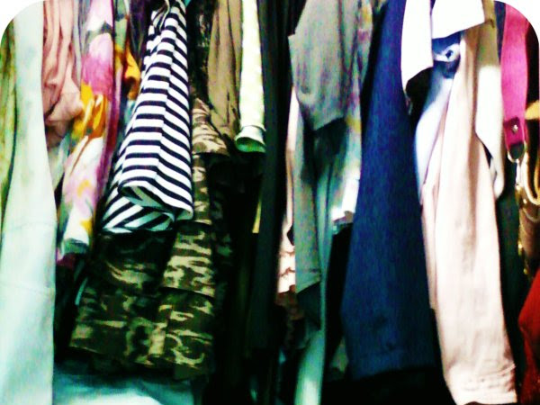 How to: De-Clutter Your Wardrobe