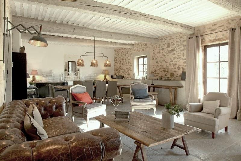 Places] De antiguo granero a casa de huéspedes con encanto vintage ...