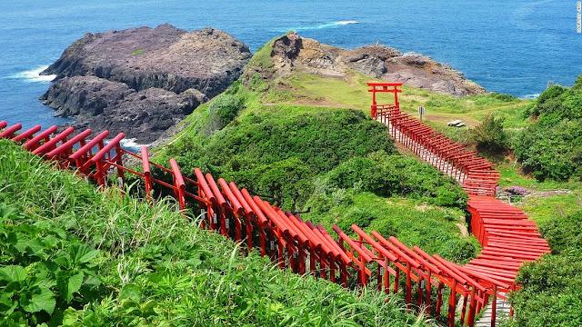Motonosumi-Inari Shrine