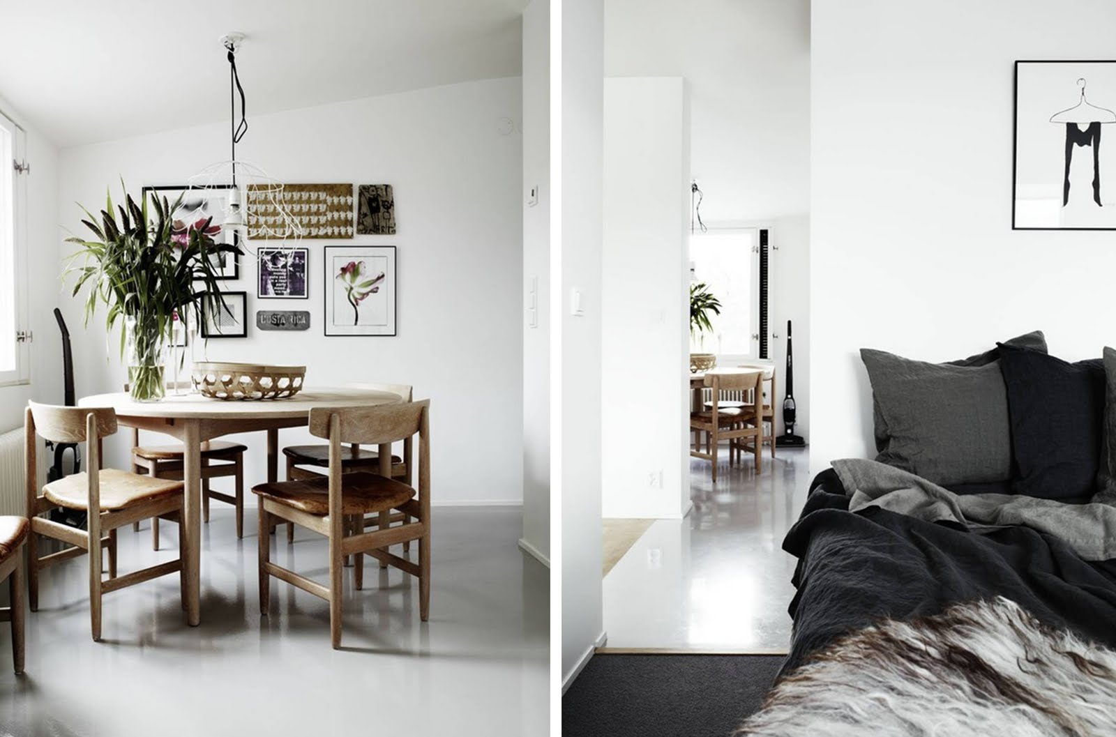 Thinks of Home: Stile svedese
