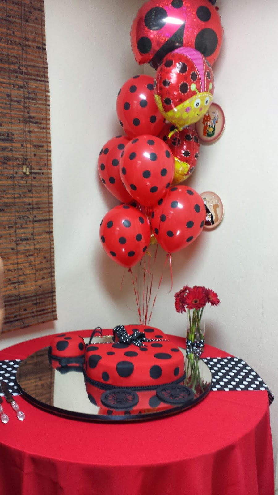 ladybug baby shower decorations with me beatriz s bay shower is so