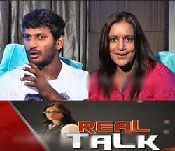 Actor Vishal Real Talk with Swapna