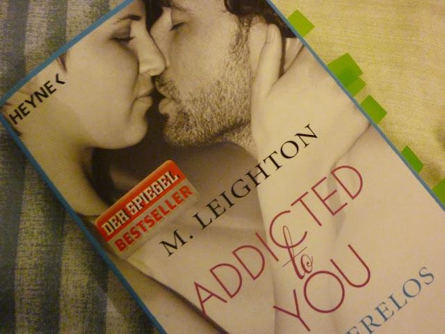 Addicted to you, Atemlos, Schwerelos, M. Leighton, New Adult, Liebesroman