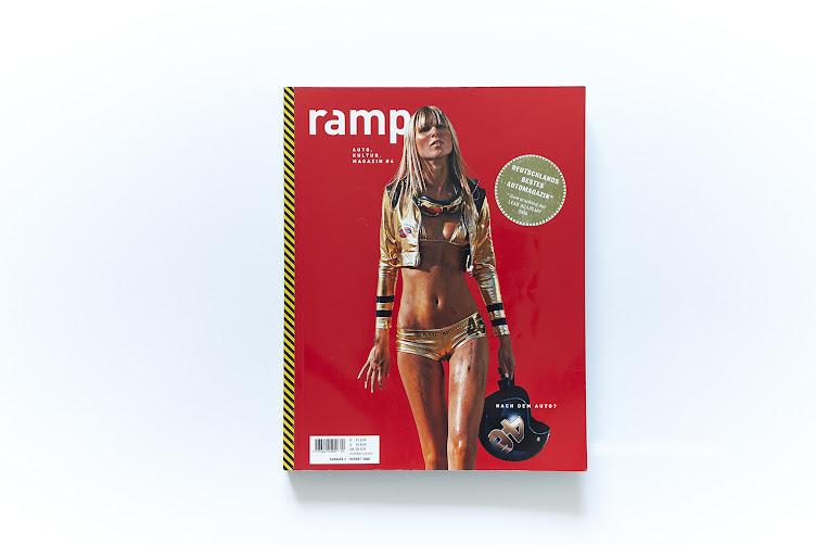 """Ramp #4 """"Bis zum Ende aller Wege"""""""
