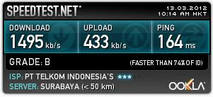 Flexi Paket Internet Unlimited