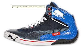 puma red bull speed cat