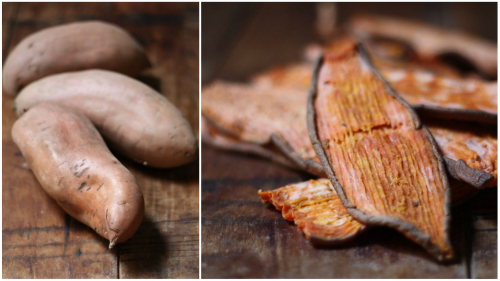Can Dogs Eat Dried Sweet Potato