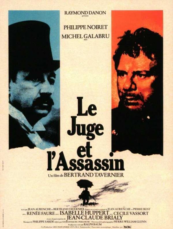 Le juge   l assassin, Bertrand Tavernier, 1976, France. 942e5b1eac52