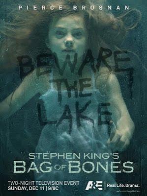 La maldición de Dark Lake (Un saco de huesos)