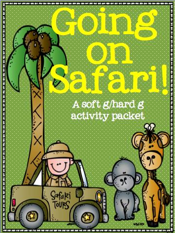 http://www.teacherspayteachers.com/Product/Going-on-Safari-a-soft-ghard-g-sound-activity-pack-1368767
