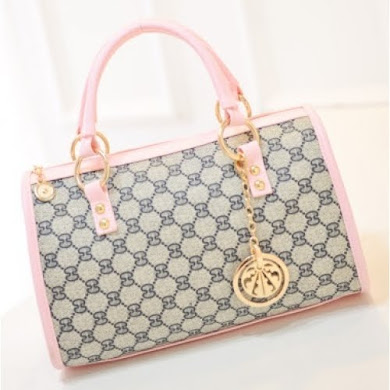 AA FASHION BAG (PINK)