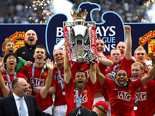 Manchester United Champions Trophy 2011