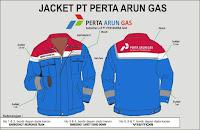JAKET PT ARUN GAS