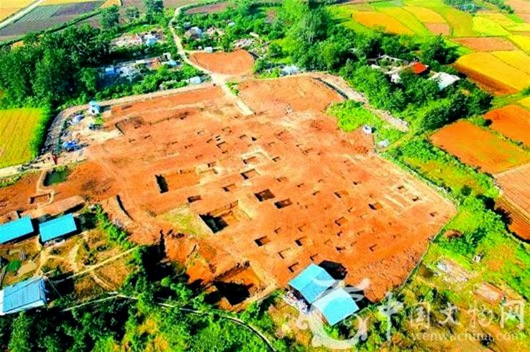 3,000-year-old tombs bear secrets of Zeng State