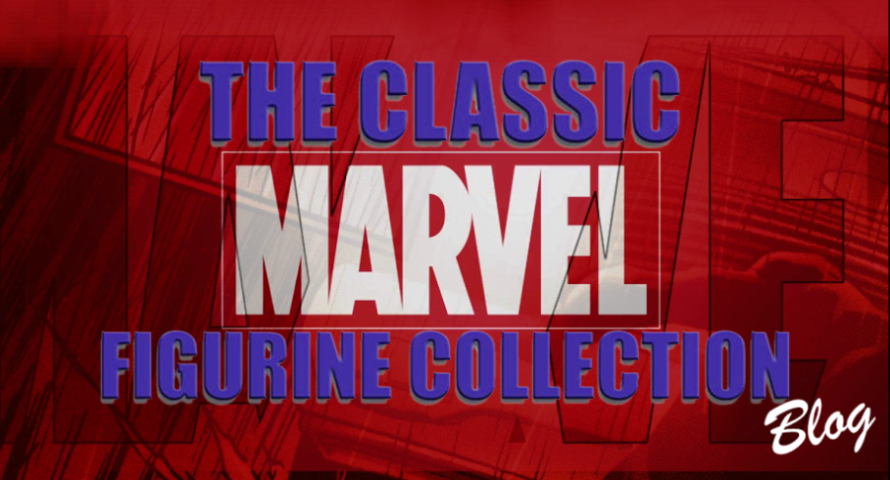 The Marvel Classic Figurines Collection