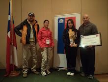 LAURA ORDENES VICE-CAMPEONA ESCOLAR PUERTO MONTT 2011 Y CLASIFICADA AL SUDAMERICANO BOGOTA COLOMBIA