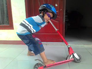 scooter murah meriah