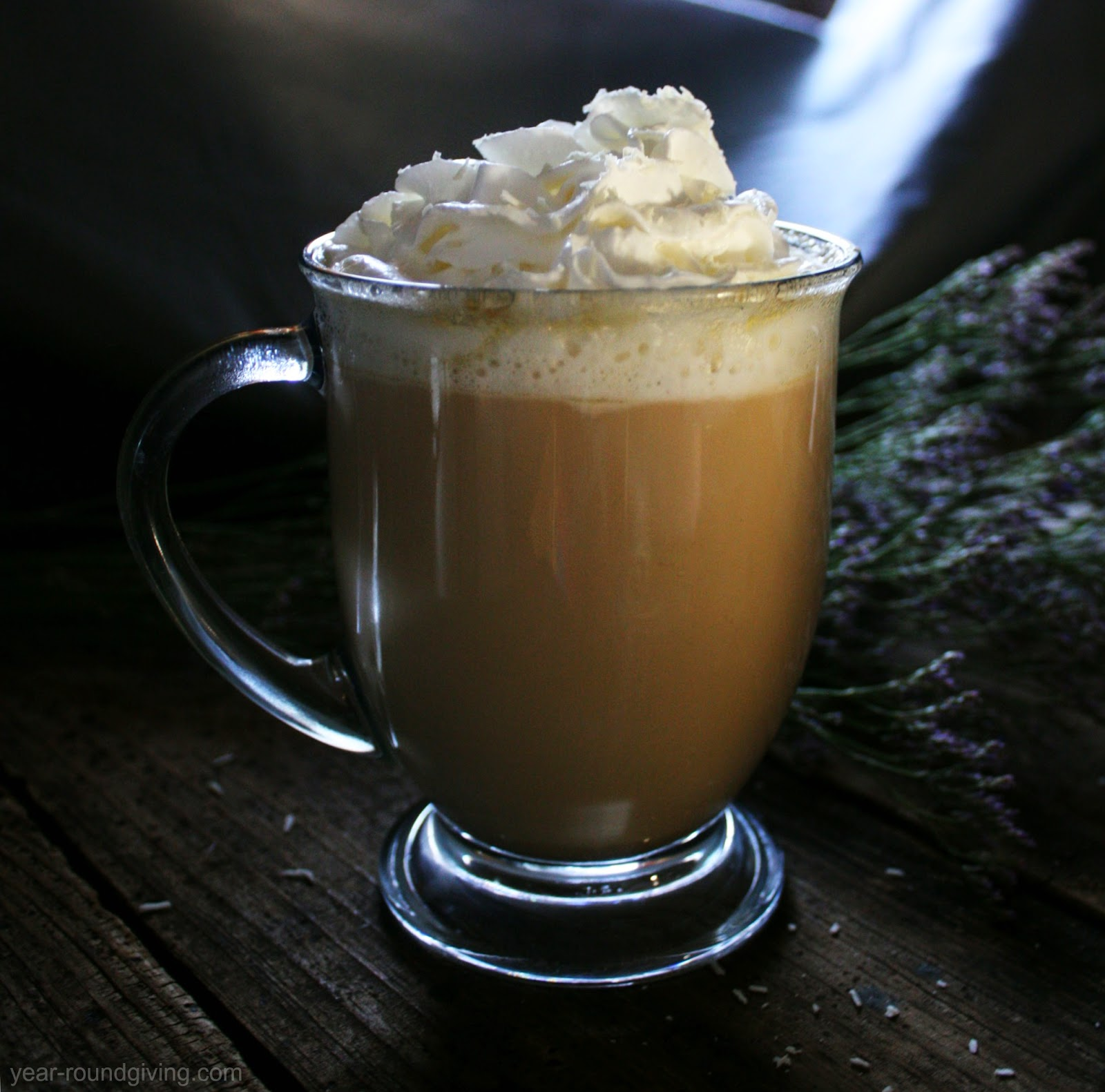 White Irish Mocha