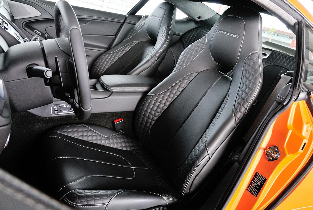 2014 aston martin vanquish | car top of design trend