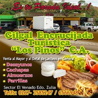 GILGAL ENCRUCIJADA TURÍSTICA LOS PINOS C.A