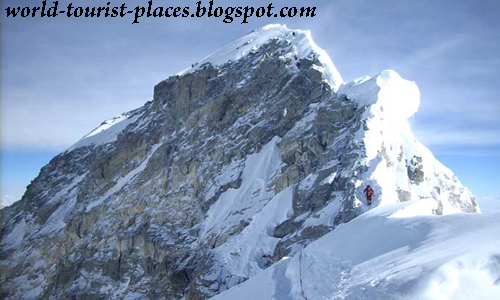 Origin of Mount Everest
