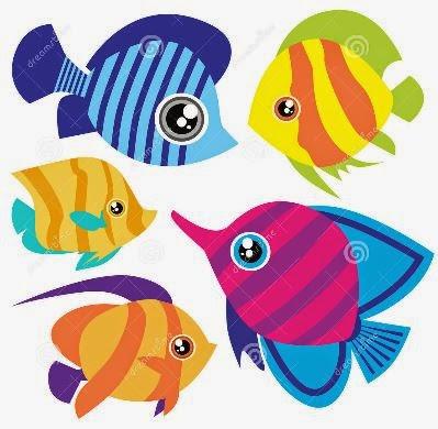 Kumpulan Gambar Ikan Kartun Lucu Animasi Bergerak Terbaru